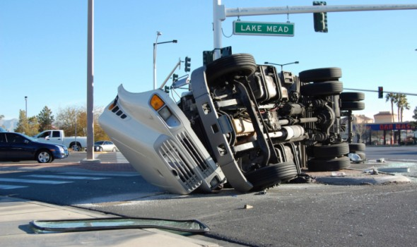 Truck Accident Rollover