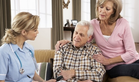 assisted living photo illustration