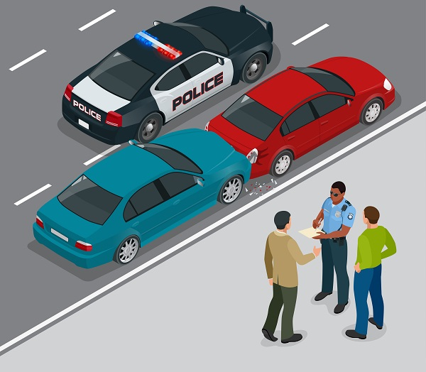 Determining Who Is At Fault In A Car Accident