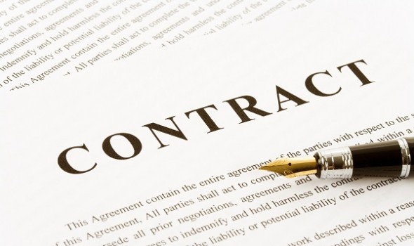 contract illustration