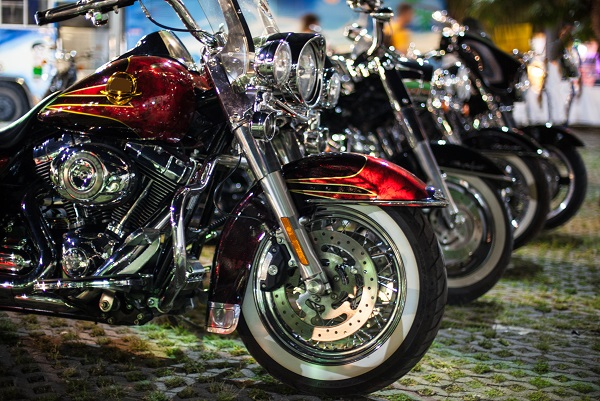 Be Aware of Motorcycles as Summer Weather Arrives