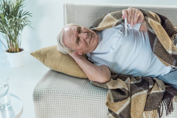 Flu Can Lead to Additional Health Problems in Older Adults