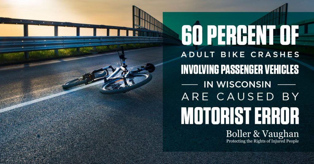 Madison Wisconsin Bike Accident Lawyers | Boller & Vaughan