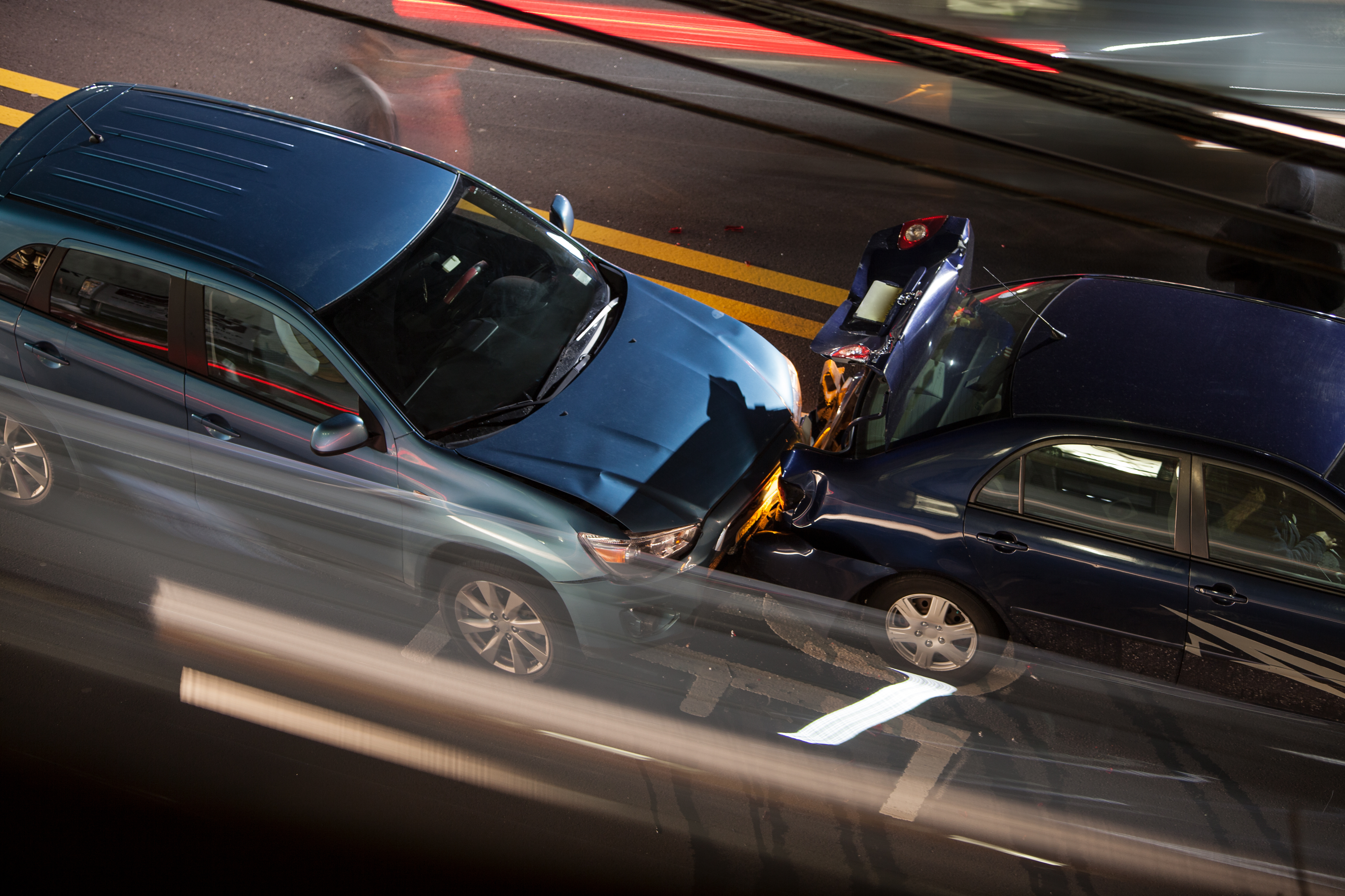 Crashes with Uninsured or Underinsured Wisconsin Drivers